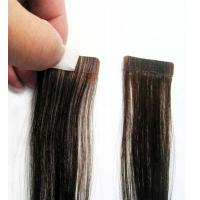 Buy cheap skin weft pu tape weft human hair weaving remy hair best regards product