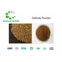 Buy cheap High Purity Fructus Cnidii Extract Powder CAS 484 12 8 Osthole Purity Powder product