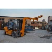 Buy cheap Forklift Truck Crane Arm for Container Loading and Unloading,Glass Handing from wholesalers