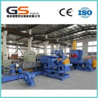 Buy cheap PP PE Filling Masterbatch Plastic Film Extruder Machine , HDPE PVC Extruder Machine  product