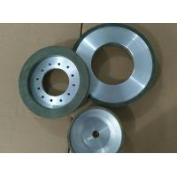 Buy cheap 1A1 Resin Bonded Diamond Grinding Wheels For Ceramic Glass High Performance product