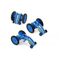 Buy cheap Fantastic Transformers Stunt Remote Control Kids Car With 360 ° Flip Blue Color product