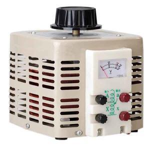 Buy cheap TDGC2-3 Single Phase AC Variac Digital Variac , Variable Output Transformer from wholesalers