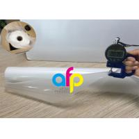 Buy cheap Clear Glossy PET Laminating Film75 Micron product