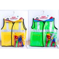 Buy cheap Role Play Children's Play Toys Costume for Pretend Doctor Fireman 4 Styles product
