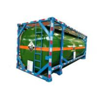 Hydrocyanic Acid Tank Container ISO 20FT-30FT (Hydrogen Cyanide HCN) Un 1051 Portable Tank Steel Lined LDPE also for HCl (max 35%)