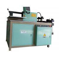 Buy cheap 12x160mm copper cnc busbar machine with bend cut and punch 3 in 1 for switchgear from wholesalers