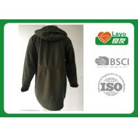 Buy cheap S M L XL 2XL 3XL Eco Friendly Windbreak Fleece Hunting Jacket With Hood product