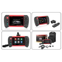 Buy cheap Launch Creader CRP Touch Pro Full System Diagnostic Service Reset Tool with BENZ/BMW Adapter product