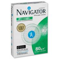 Buy cheap Navigator Universal Paper Multifunctional 80gsm 500 Sheets per Ream A4 White from wholesalers