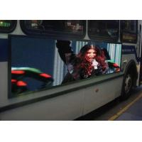 Buy cheap Outdoor Waterproof LED Mobile Billboard 6mm Pixel Pitch For Bus Advertising product