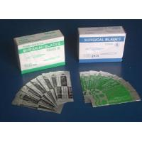 Buy cheap Disposable sterile surgical blades all sizes product