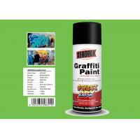 Buy cheap Jade Green Color Graffiti Spray Paint High Coverage For Motorcycle Surface Decoration product