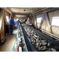 Buy cheap Heat Resistant Flat Rubber Belt Conveyor For Coal Mining 130 - 320 T/H from wholesalers