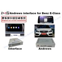 Buy cheap Benz NTG 4.5 Android Auto Interface Multimedia Video Interface For 2012 Version product