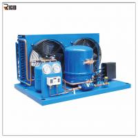 Buy cheap Cold Room Condenser Unit, Refrigeration Condensing Unit, Air Cooled Condensing Unit product