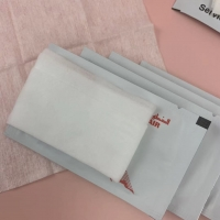 Buy cheap Disposable Single Piece Individually Custom Logo Packing Airline Wet Wipes product