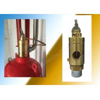 Buy cheap Carbon Dioxide Cylinder Container Valve For Fm200 Extinguishing System from wholesalers