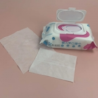 Buy cheap Spunlace Non Woven Wet Wipes For Baby Cleansing product