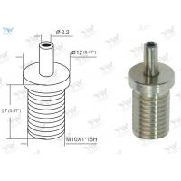 Buy cheap Bottom Cable Exit Adjustable Wire Gripper Nickel Finishing With M 10 Male Thread product