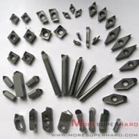 Buy cheap CBN inserts,CBN Tipped Insert Speed and Feed Chart product