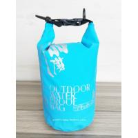 Buy cheap Light-Weight Tarpaulin PVC 2L Waterproof Dry Bags , Rolling-top  Dry Tube Bag product