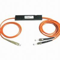 Buy cheap MM Fused Optical Splitter product
