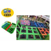 Buy cheap Professional Indoor Jump Trampoline Park For Kids Over 5 Years Old from wholesalers