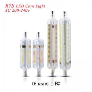 5W 10W  led R7S  lamp 360 degree Aluminum  good heat dissipation J78mm J118mm high lumen led R7S light AC220-240V