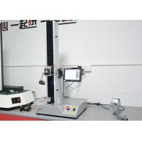 Buy cheap 300G High Precision Tension Test Machine , Tensile Testing Equipment With Video Use product