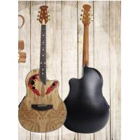 Buy cheap 40 inch Electric Ovation Guitar roundback product
