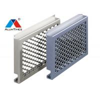 Buy cheap Economical Expanded Aluminium Mesh Panels For Ceiling / Wall Decoration product