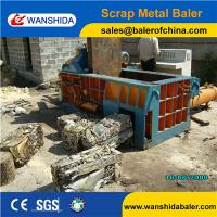 Quality Wanshida Y83/T-125Z Hydraulic Scrap Metal Baling Press Export to USA for sale
