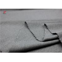 Buy cheap Melange Colour Sports Clothing Fabric Polyester Spandex Material Weft Knit from wholesalers