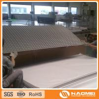 China Best Quality Low Price 5 Bars Aluminum Tread Sheet (Mirror Finish 5754 H112) on sale
