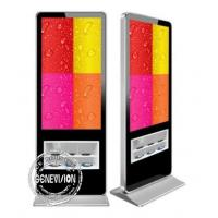 Buy cheap Exclusive Design 55 Inch Standing Floor Digital Signage With Wireless Charging from wholesalers