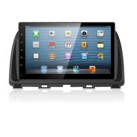 China MAZD CX-5 Android Car Dvd Player Cortex- A9  Hd Display HZC MADZ 14 on sale