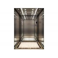 Buy cheap ESW series machine room less elevator Guangri band 1.5m/s Speed product
