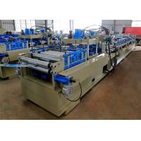 Buy cheap Industrial Steel CZ Purlin Roll Forming Machine Automatic Fast Changed Size product
