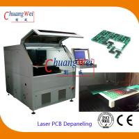 Buy cheap PCB Laser Cutting Machine PCB Depaneling with ±20 μm Precision for FR4 PCB from wholesalers