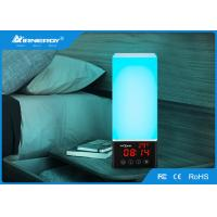 Buy cheap APP Control Smart Touch LED Bluetooth Speaker V4.2 With TF Card Slot from wholesalers