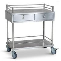 Buy cheap Stainless Steel Medical Trolley Hospital Drug Delivery Trolley With Drawers product