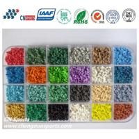Quality Various Bright Colours UV Resistant  EPDM Rubber Granules for sale