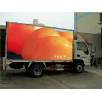 Buy cheap P6 SMD Trailer Mounted Led Screen , Outdoor Mobile Led Screen Frame Rate ≥60Hz product
