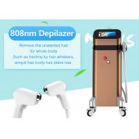 Buy cheap 1800W Epilation Diode Laser Body Hair Removal Beauty Machine for Salon from wholesalers