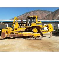Buy cheap D8R Second Hand Caterpillar Bulldozer , Used Cat Bulldozer with Blade / ripper product