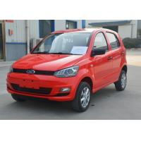 China RHD 5 doors Electric Passenger Vehicles Hatchback Sedan with Lithium Battery on sale