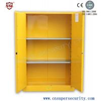 Quality Vertical Acid Chemical Storage Cabinet for dangerous liquid storage for sale