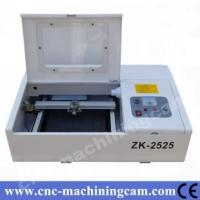 Buy cheap rubber stamp making machine supplier ZK-2525-40W(250*250mm) product