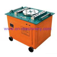 Buy cheap GW40 Steel Bar Cutters and Benders Manual Rebar Bender and Cutter with Electric Motor product